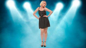 Валерия Кошериева — участница Супермодель по-украински