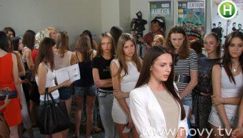 Супермодель по украински 1 сезон: отбор участников