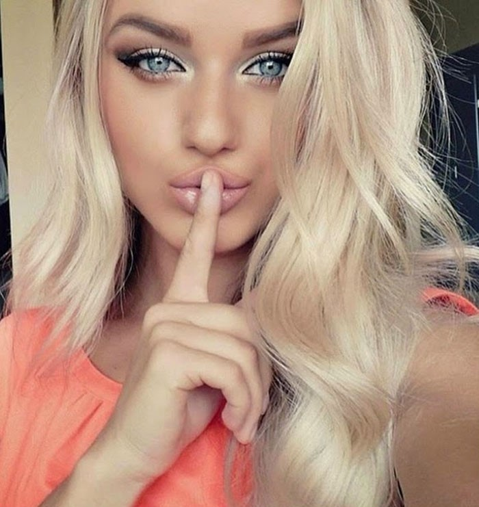 красивые фото блондинок