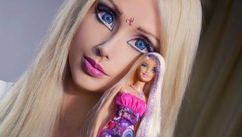 Макияж в стиле Барби