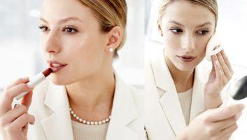 Деловой макияж – стильно и красиво