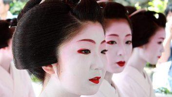 Красота по-японски или чему стоит поучиться современной модели