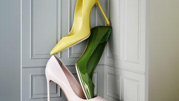 Лодочки Dioressence: Утонченная классика от Christian Dior