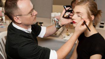 Все секреты макияжа на шоу Dior Couture весна-лето 2016