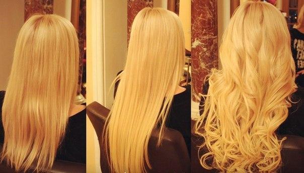 прицепные волосы