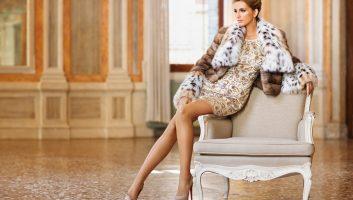 Царственный мех для роскошных женщин