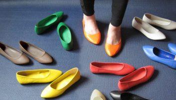 5 образов, в которых вам не обойтись без балеток