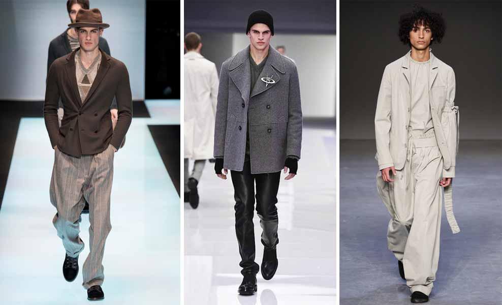 Мужская мода сезона осень-зима 2016-2017