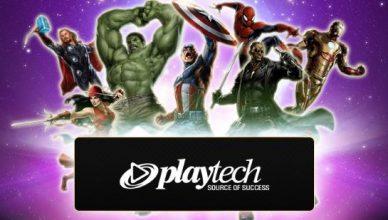Игровые автоматы Playtech в казино Вулкан