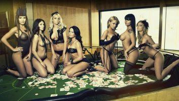 ТОП-5 самых сексуальных покеристок