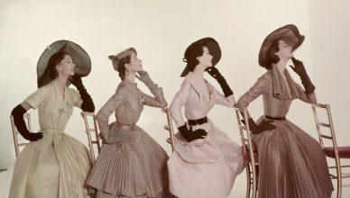 Удивительные моменты из истории моды
