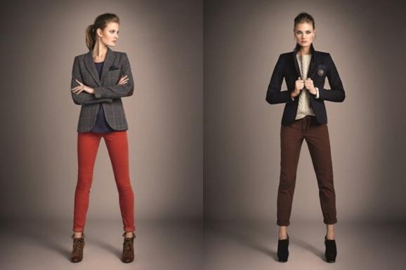 Укороченные брюки: подходят ли они для осеннего периода?