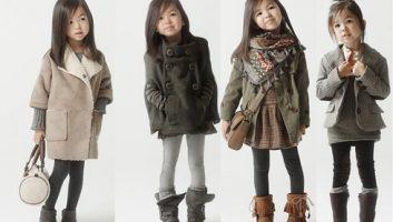 Мода для малышки, или Как быть красивой зимой